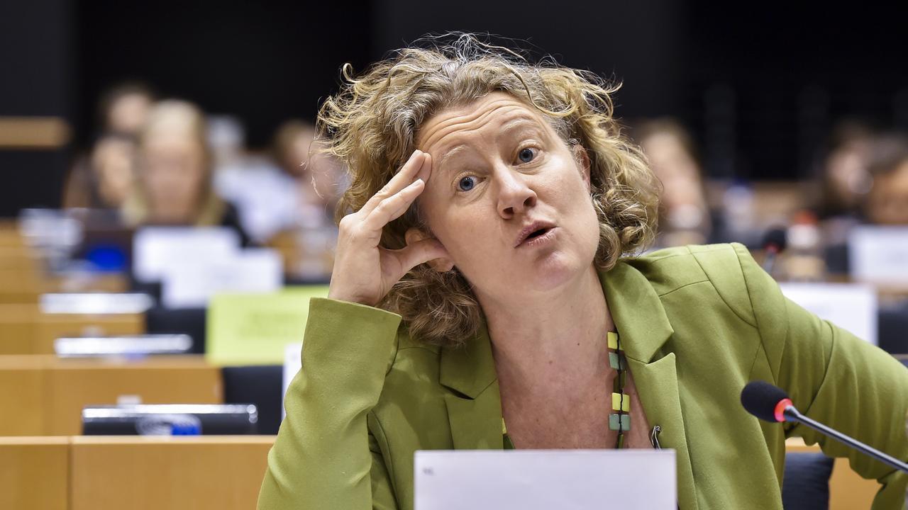 Den nederländske miljöpartisten Judith Sargentini ansvarar för rapporten i EU-parlamentet. Arkivbild.