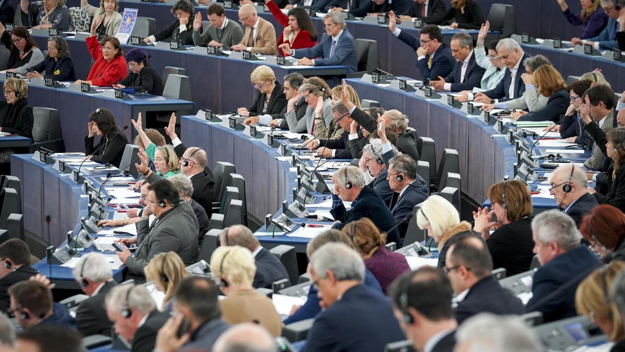 Det hör inte till ovanligheterna att EU-parlamentariker råkar trycka på fel knapp under omröstningar i plenum.