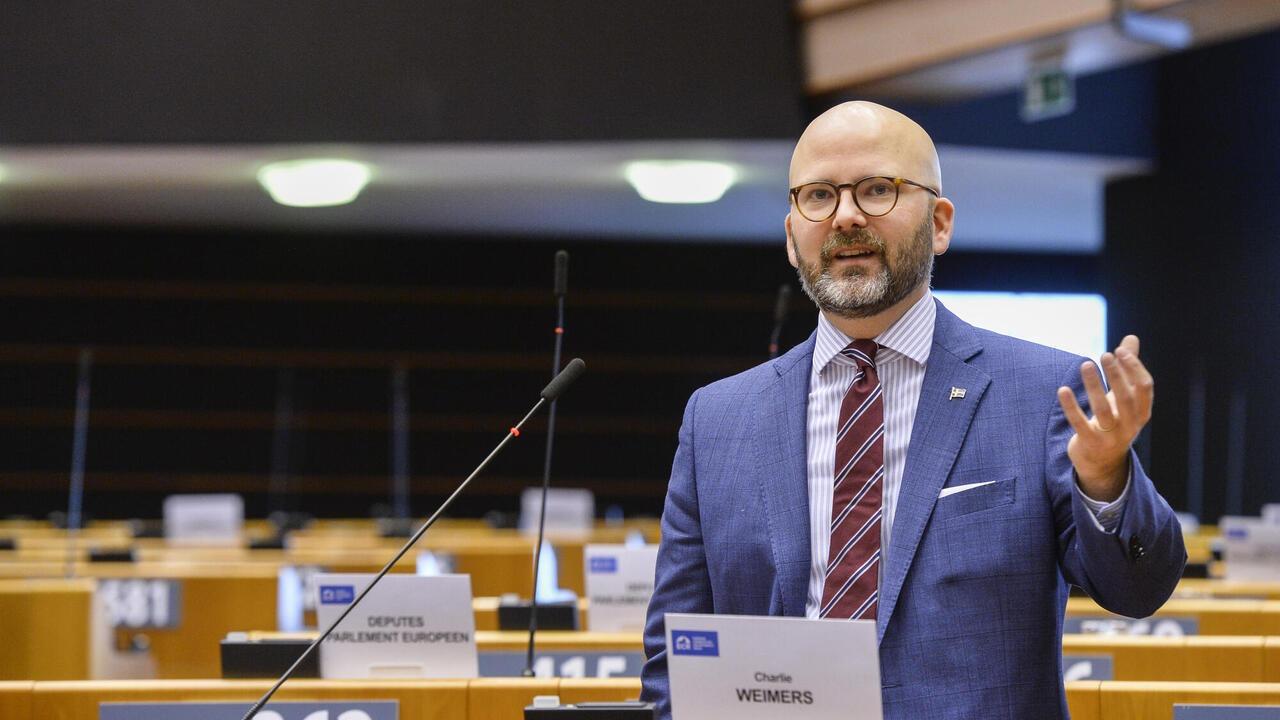 Europaparlamentarikern och Sverigedemokraten Charlie Weimers vill att EU närmar sig Taiwan och ingår ett gemensamt investeringsavtal med landet.