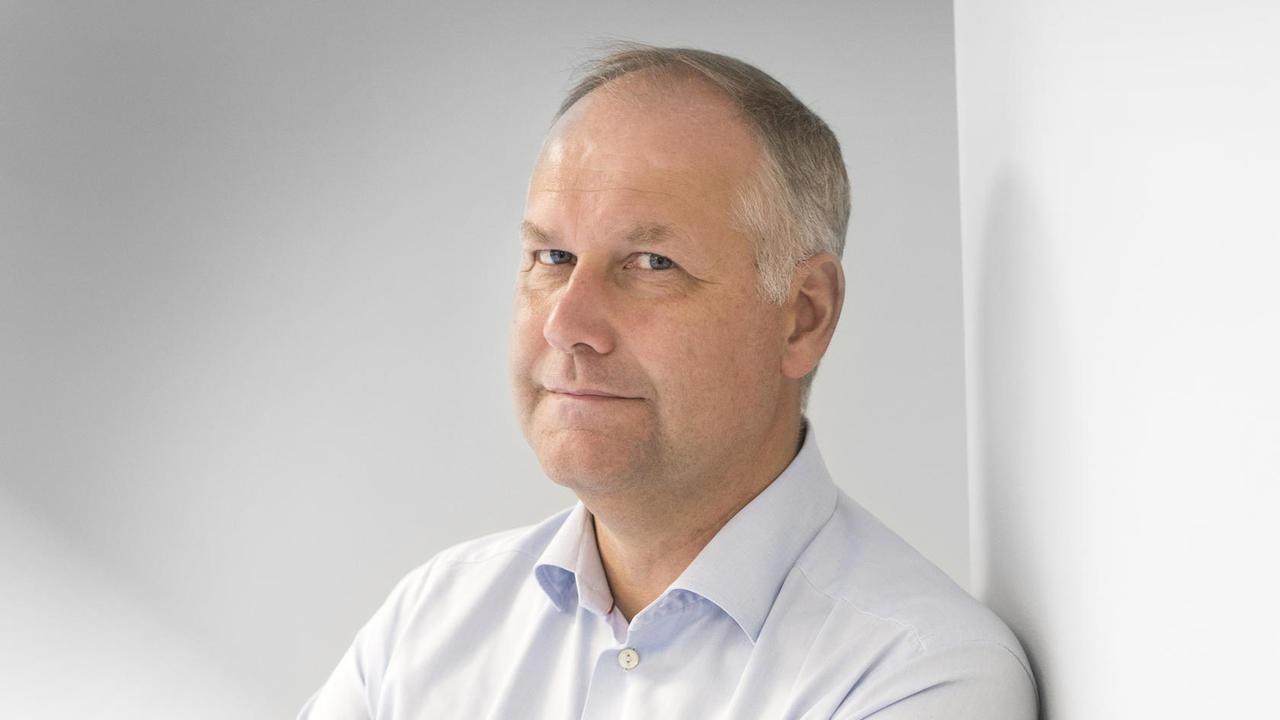 Vänsterpartiets ledare Jonas Sjöstedt. Arkivbild.