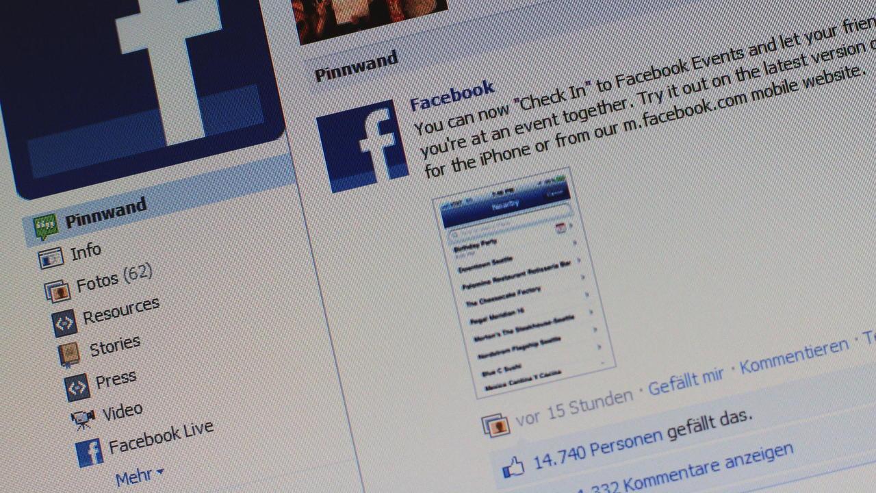 Facebook lovade efter amerikanska presidentvalet 2016 att försöka minska manipulering av deras algoritmer i politiskt syfte. Arkivbild.