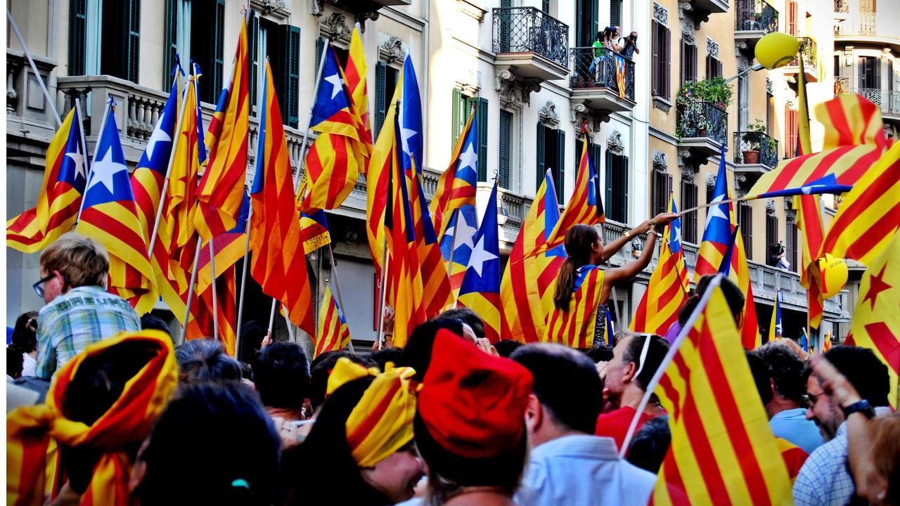 Kataloniens president kan utropa självständighet.