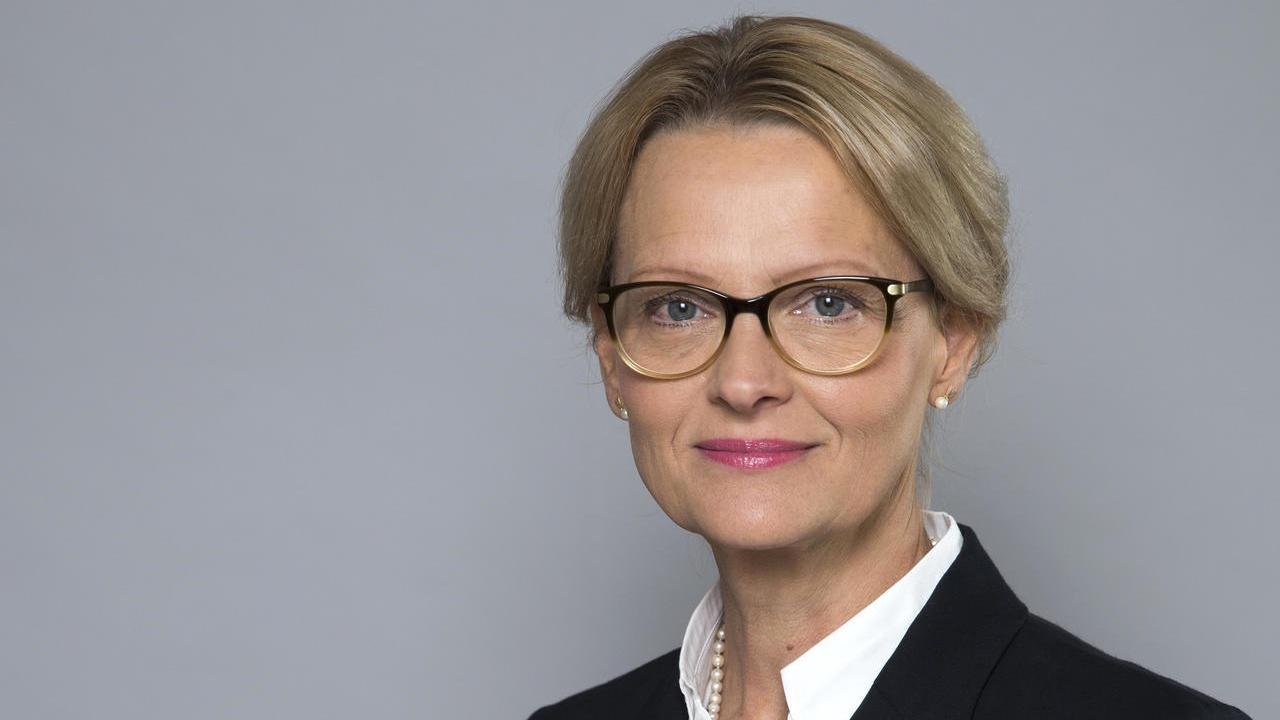 – Den absolut viktigaste är att vi får till stånd ett solidariskt ansvarstagande för alla medlemsstater när det gäller att ta emot asylsökande, säger migrationsminister Heléne Fritzon (S). Arkivbild.