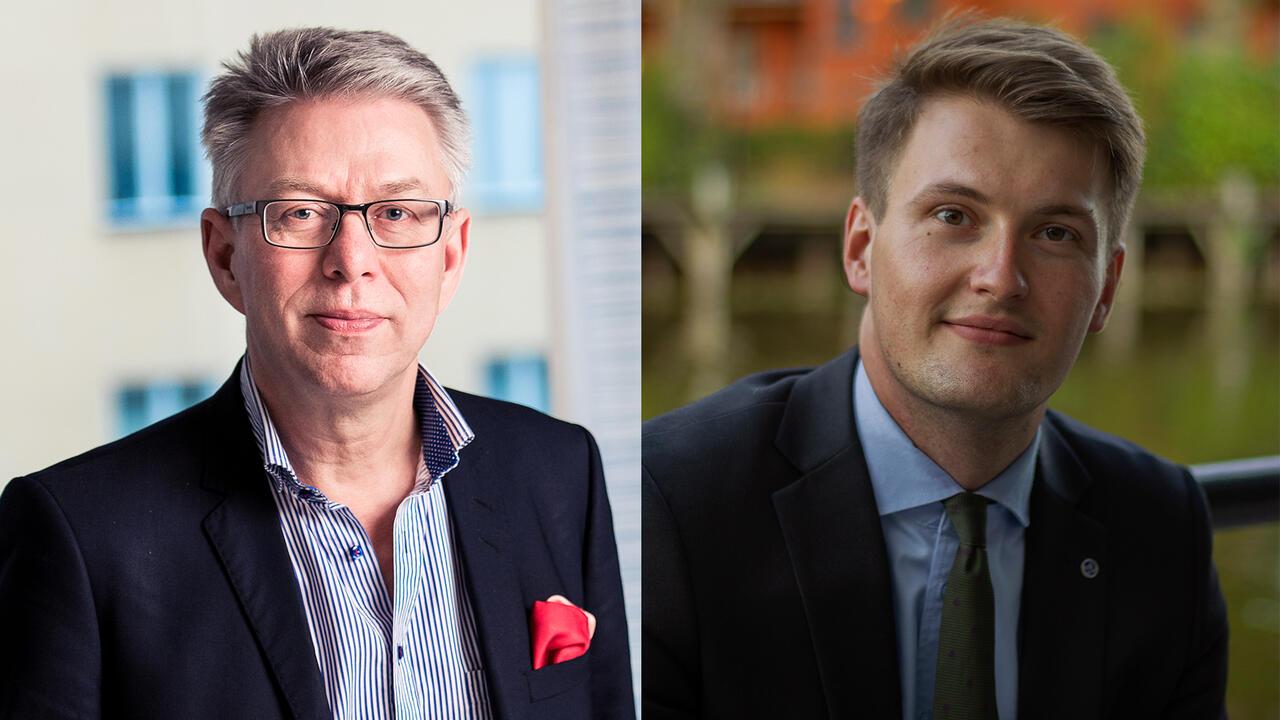 Nils Karlson Professor i statsvetenskap och vd för forskningsinstitutet Ratio och Theo Herold Forskningsassistent Ratio, masterstudent i nationalekonomi vid Lunds universitet.