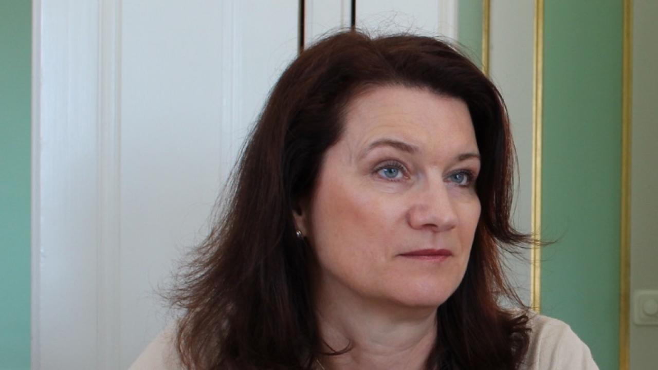 EU-minister Ann Linde (S) menar att EU inte kan ge Iran ekonomiska garantier efter USA:s sanktioner. Samtidigt varnar utrikesminister Margot Wallström för kärnvapen om Iranavtalet faller.