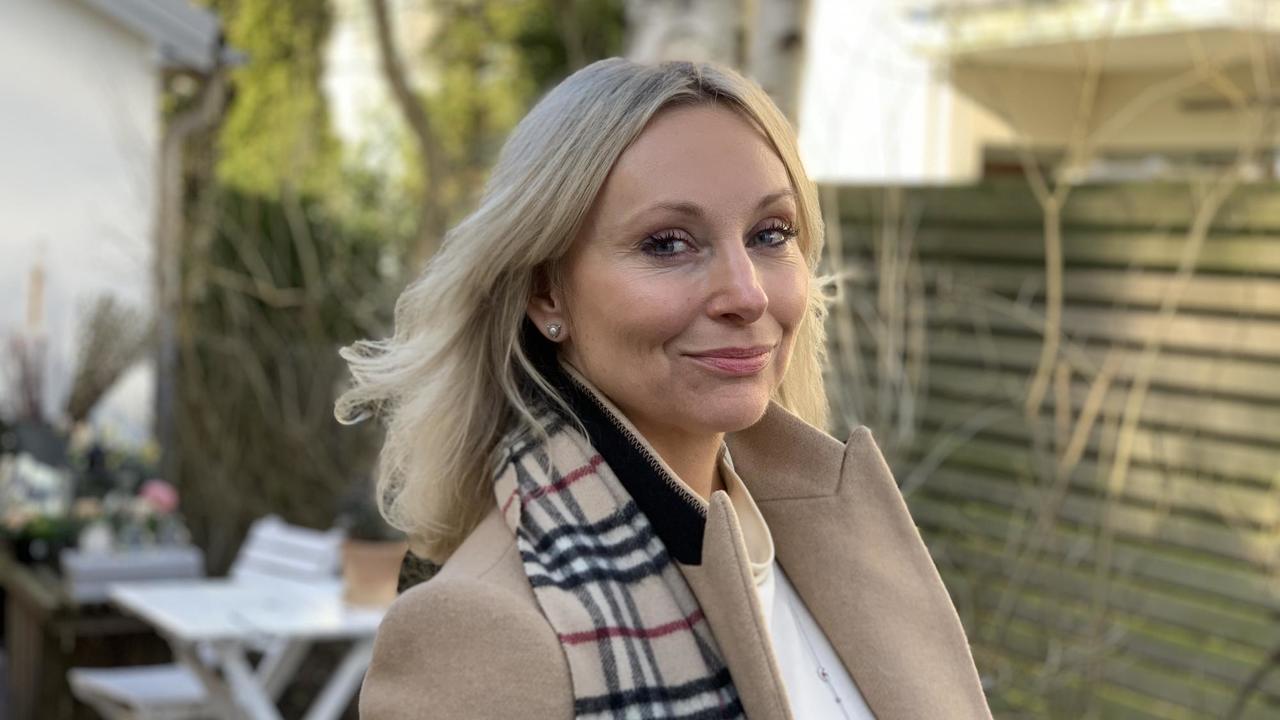 EU-kandidaten Jessica Stegrud.