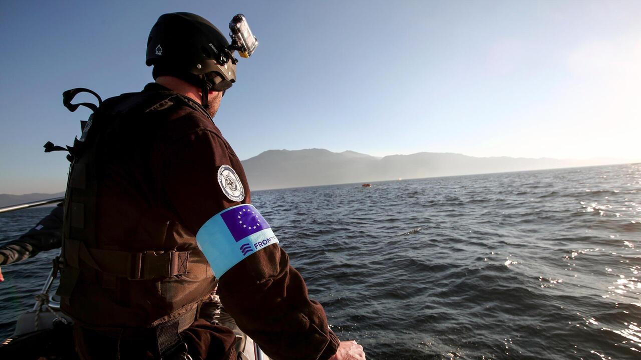 EU:s gränsbyrå Frontex ska hjälpa utsatta medlemsländer att vakta unionens yttre gränser mot olagliga passager.