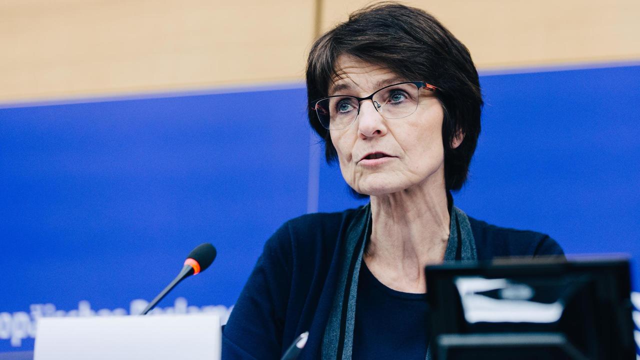EU-kommissionens Marianne Thyssen, med ansvar för sociala frågor, presenterade kommissionens förslag om ändrade beslutsregler inom socialpolitiken.