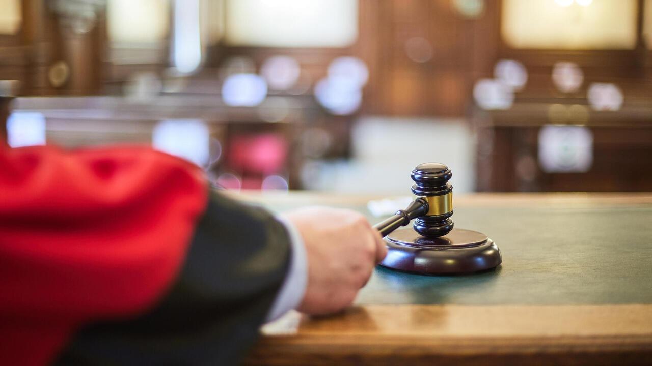 EU-domstolen har vid ett flertal tillfällen tidigare dömt ut polska så kallade reformer av domstolsväsendet för att bryta mot EU-rätten. Arkivbild.