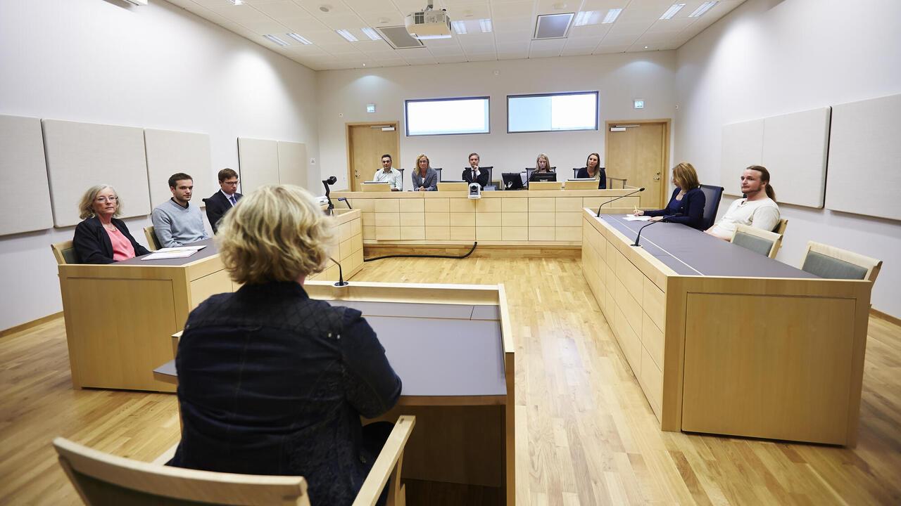 Resultattavlan för rättskipningen i EU lanserades 2013 och är bland annat ett sätt för kommissionen att övervaka utvecklingen på området i medlemsländerna. Arkivbild.