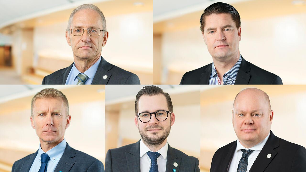 Riksdagsledamöterna Mats Nordberg (SD), Oscar Sjöstedt (SD), Staffan Eklöf (SD), Mattias Bäckström Johansson (SD) och Eric Palmqvist (SD) är kritiska till regeringens agerande i taxonomifrågan.