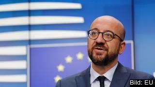 Belgiens premiärminister Charles Michel blir ny ordförande i Europeiska rådet och efterträder Donald Tusk.