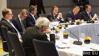 Stats- och regeringscheferna diskuterade EU-nästa långtidsbudget som väntas sträcka sig mellan 2021 och 2027.