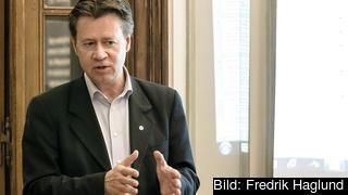 Sam Hägglund, generalsekreterare för Europeiska bygg- och träfacket, EFBWW. Arkivbild.