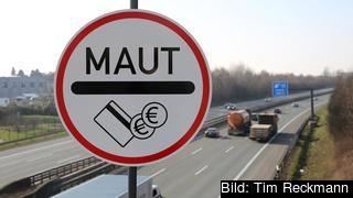 Tyskland, Österrike och EU-kommissionen har länge bråkat om de tyska vägtullarna. Arkivbild.