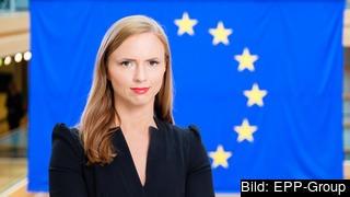 Kristdemokraten Sara Skyttedal är optimistisk inför möjligheterna att påverka inriktningen på vårens viktigaste EU-frågor.