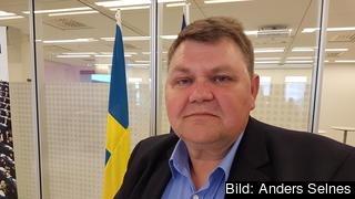EU-parlamentariker Peter Lundgren (SD).