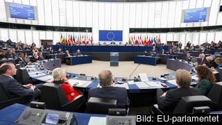 Den 2 juli träffas det nya EU-parlamentet för första gången. Arkivbild.