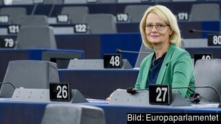 Europaparlamentariker Heléne Fritzon (S).