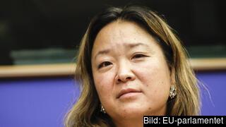 EU-parlamentariker Jessica Polfjärd (M). Arkivbild.