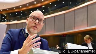 EU-parlamentarikern Jörgen Warborn (M) ställde frågan till EU-kommissionen. Arkivbild.