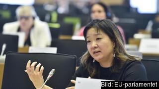 – Det är lätt att sätta höga och ambitiösa mål just för att det inte är politiken som behöver leverera på det, skriver Europaparlamentariker Jessica Polfjärd (M) inför att Europaparlamentet ska ta sina positioner om EU:s nya klimatlag. Arkivbild.
