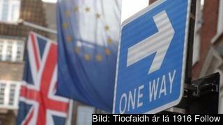 Övergångsperioden för Storbritannien föreslås pågå mellan 30 mars 2019 och 31 december 2020. Arkivbild.