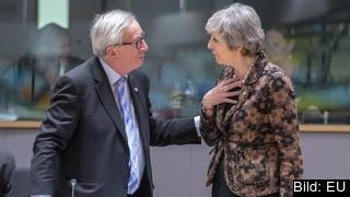 EU-kommissionens ordförande Jean-Claude Juncker tycker inte att Storbritannien är tydliga med vad de vill ha.