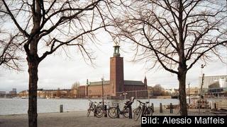 Eurofound nätundersökning visar att Sverige klarat sig relativt bra under coronakrisen. Arkivbild.