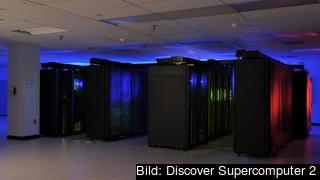I dag finns ingen av världens tio snabbaste datorer i något EU-land. Arkivbild.
