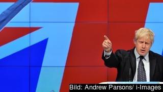 Boris Johnson spås bli Storbritanniens näste premiärminister. Arkivbild.