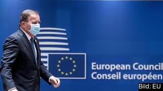 I dag torsdag och på fredag äger årets sista planerade EU-toppmöte rum. Denna gång på plats i Bryssel. Arkivbild.
