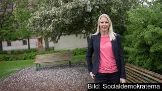 Åsa Westlund, ny ordförande i EU-nämnden, vill ändra på den klassiska bilden av EU som en koloss. – EU går att påverka.