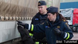 Efter hård kritik från EU-inspektörer måste svensk gränspolis och Tullverket förbättra gränskontrollerna.