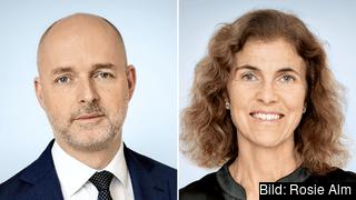 Andrea Femrell och Christina Fors, Näringslivets Regelnämnd.