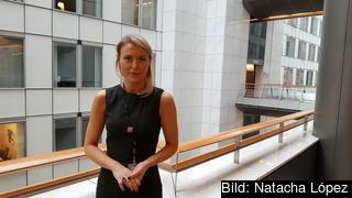 Anni Saga Hirvelä jobbar som sakkunnig för en österrikisk parlamentariker och är drivande bakom MeTooEP som bekämpar trakasserier inom EU-parlamentet.