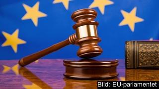 Den polska lagen är inte förenligt med EU-rätten. Arkivbild.