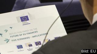 EU-kommissionen lägger fram förslag om nästa flerårsbudget på onsdag.