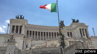 Italien är ett av de länder vars statsskuld riskerar att växa än mer de kommande åren enligt en ny rapport från EU-kommissionen.
