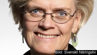 Svenskt Näringslivs VD Carola Lemne är en av 21 näringslivsorganisationschefer som undertecknat debattartikeln.