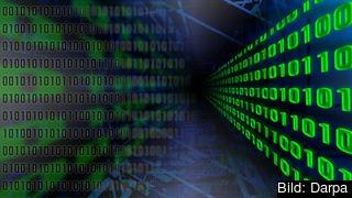 E-bevis är kommunikationsdata som lagras på servrar. (Arkivbild)