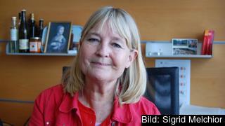 Europaparlamentariker Marita Ulvskog (S). Arkivbild.