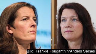 Moderaternas nya talesperson för EU-frågor, Karin Enström, tycker Sverige är för passivt. EU-minister Ann Linde avfärdar bestämt kritiken.
