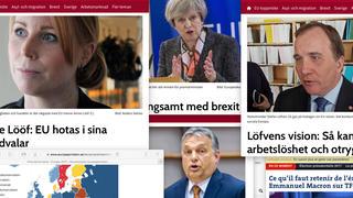 Europaportalen söker en journalist som vill jobba på Brysselredaktionen med nyheter och fördjupning.
