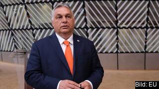 Bara några få andra EU-länder som Polen och Slovenien ska ha försvarat den ungerske premiärministern Viktor Orbán.