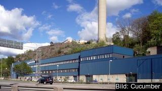 Tio svenska tätorter pekas ut av EU-kommission för att inte följa det gemensamma regelverket för rening av avloppsvatten. Reningsverket på bilden har inget med artikeln att göra. Arkivbild.