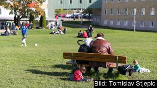 Sverige lägger dubbelt så mycket pengar på integration av flyktingar än Tyskland och Österrike. Men fler får också jobb.