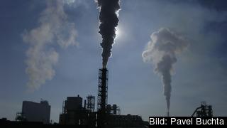 De svenska utsläppen ökade mellan första kvartalet 2018 och första kvartalet med 0,2 procent enligt Naturvårdsverket. Arkivbild.