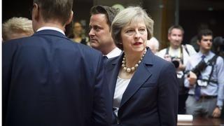 Storbritannien isolerat inför toppmöte. Arkivbild.