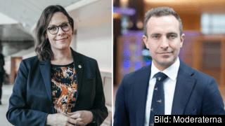 """""""Regeringen måste ha en tydlig agenda när EU nu har möjlighet att reformera migrationspolitiken från grunden och få en mer fungerande ordning på plats."""", skriver Maria Malmer Stenergard, migrationspolitisk talesperson (M) och Tomas Tobé  Europaparlamentariker (M)."""